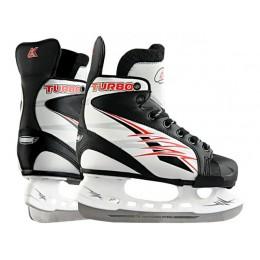 Коньки хоккейные Sport Collection TURBO Red