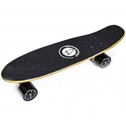 Деревянный пенни борд Fish Skateboards