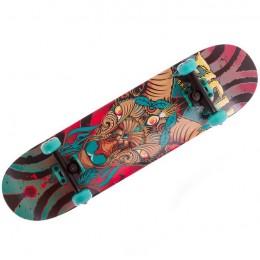 Скейтборд деревянный Fish Skateboard Capricorn