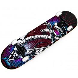Скейтборд деревянный Fish Skateboard Snake