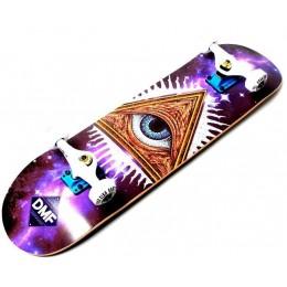 Скейтборд деревянный Fish Skateboard Pyramid
