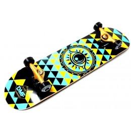Скейтборд деревянный Fish Skateboard Eye