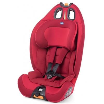 Автокресло Chicco Gro Up Red Passion (9-36 кг)