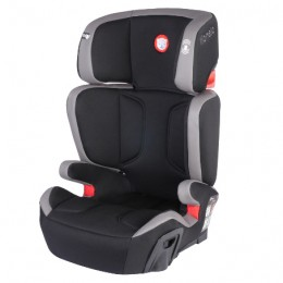 Автокресло Lionelo Hugo Isofix Leather Grey (15-36 кг)