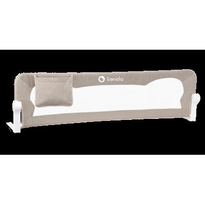 Защитный бортик для кровати Lionelo Eva Beige Melange