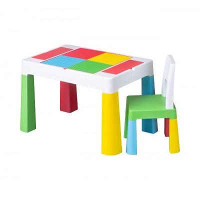 Столик Tega baby Multifun Multi c 1 стулом