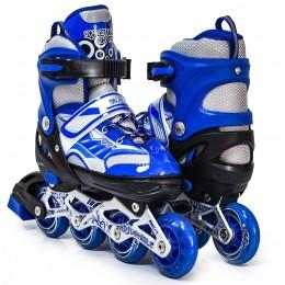 Ролики Happy Sport 2 Blue