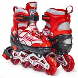 Ролики Happy Sport 2 Red