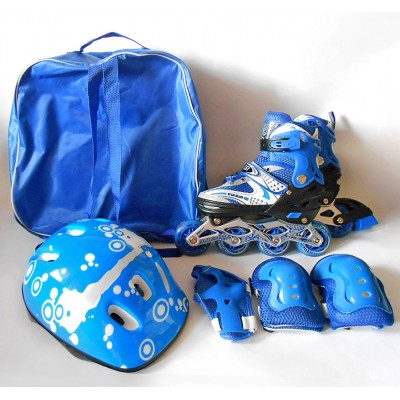 Комплект роликов Happy Sport Blue