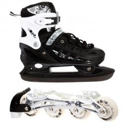 Ролики - коньки 2в1 Scale Sport Black