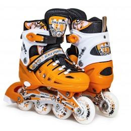 Ролики Scale Sports LF 905 Orange