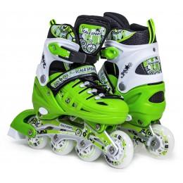 Ролики Scale Sports LF 905 Green