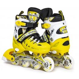 Ролики Scale Sports LF 905 Yellow
