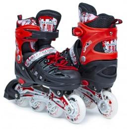 Ролики Scale Sports LF 905 Red