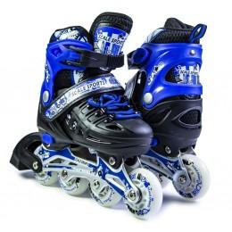 Ролики Scale Sports LF 905 Blue