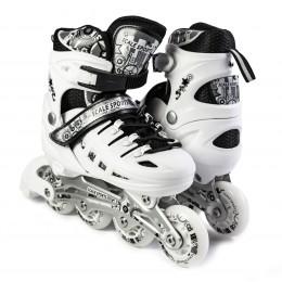 Ролики Scale Sports LF 905 White