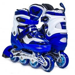 Ролики Scale Sports LF 967 Синие
