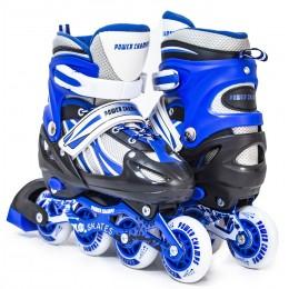 Ролики Power Champs Blue