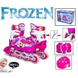 Комплект роликов Disney Frozen Pink