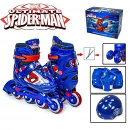 Комплект роликов Marvel Spider Man