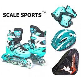 Комплект роликов Scale Sports Mint
