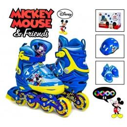 Комплект роликов Disney Mickey Mouse