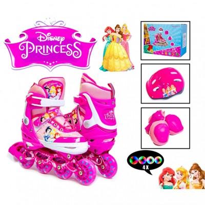 Комплект роликов Disney Princess