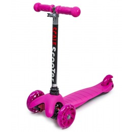 Cамокат Scooter Mini Pink