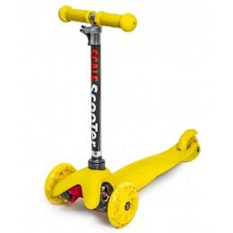 Cамокат Scooter Mini Yellow
