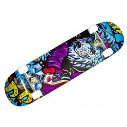 Скейтборд Blue Wolf