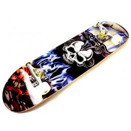 Скейтборд Skull