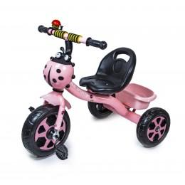 Трехколесный велосипед Scale Sports Pink