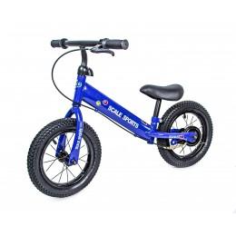 """Беговел Scale Sports 12"""" Синий"""