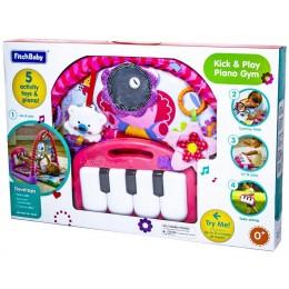 Развивающий коврик Fitch Baby Пианино (8839)