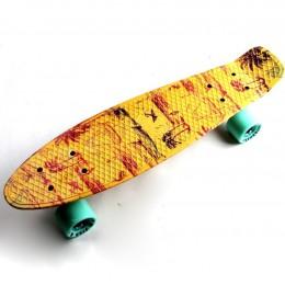 Пенни борд Fish Skateboards Palm