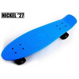 """Пенни борд Nickel 27"""" Синий"""