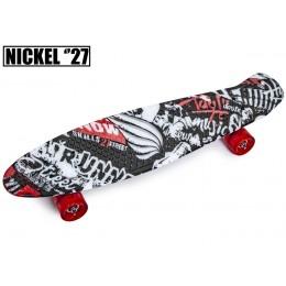 """Пенни борд Nickel 27"""" Street (светящиеся колеса)"""