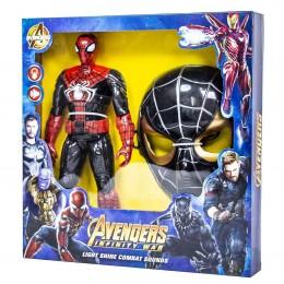 Игрушка Спайдермен с маской героя