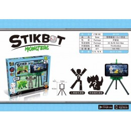 Stikbot studio| Стикбот Monsters JM-03R