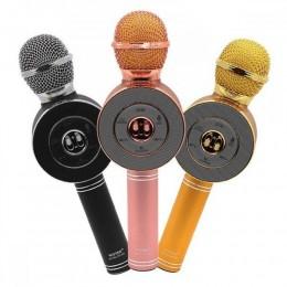 Беспроводной караоке-микрофон WSTER WS-668
