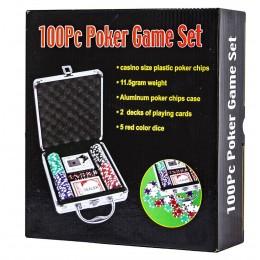 Набор настольных карточных игр 100 в 1