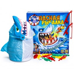 Настольная игра Опасная Рыбалка