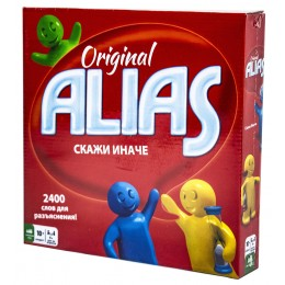 Настольная игра Alias (Скажи иначе)