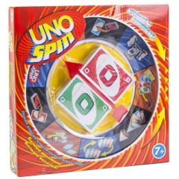 Настольная игра Uno Spin (Уно Спин)