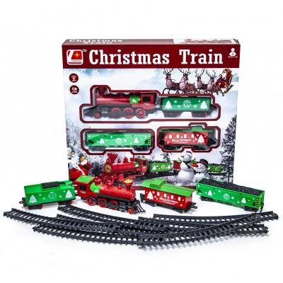 Рождественский поезд 3006