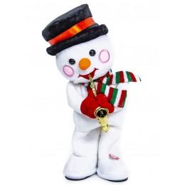 Танцующий и поющий Снеговик