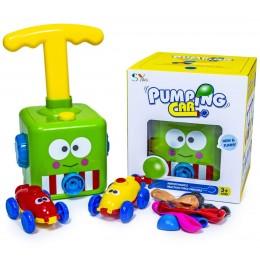 Набор для надувания шариков Pumping Car