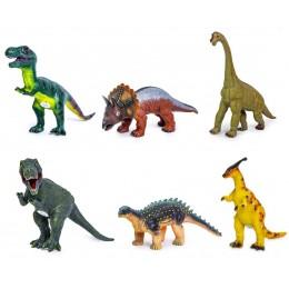 Динозавры резиновые со звуком 211-212