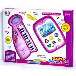Детский музыкальный набор Пианино с телефоном
