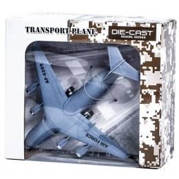 Военный самолет 677-18